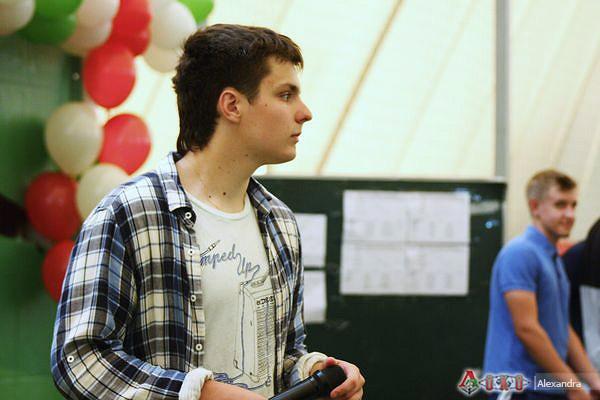 Фан-турнир болельщиков ФК Локомотив