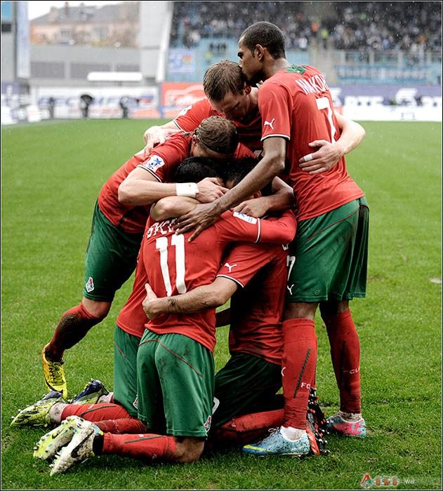 Динамо - Локомотив 1-3