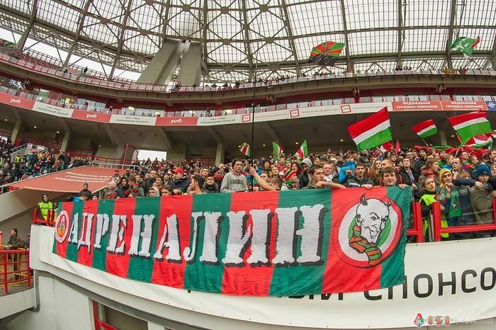 Локомотив - Динамо 1-0
