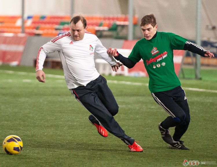 Фанни Френдс - Химкинские паровозы 6-2