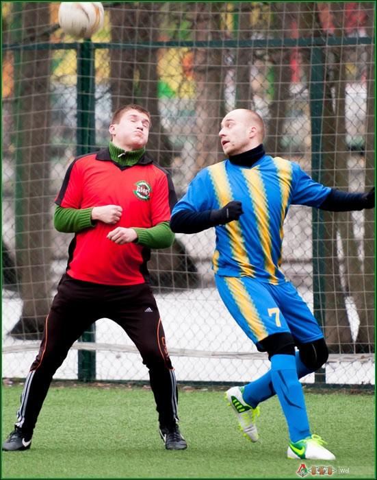 Пятый Блок - Nord-East United 7-0