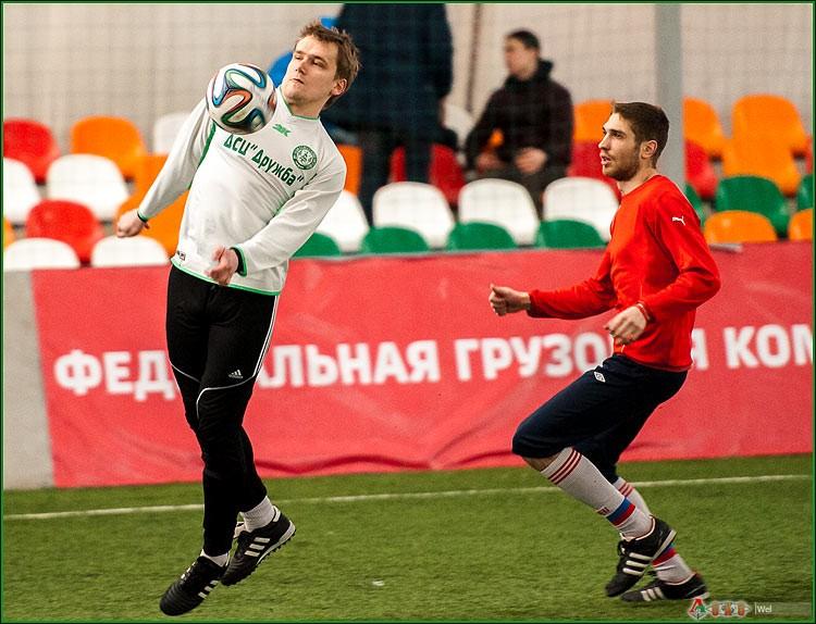 Финал. Фанни Френдс - Локохулз 2-1