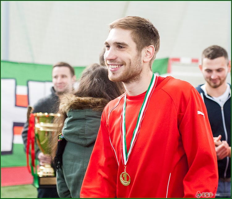 Награждение финалистов V зимнего чемпионата болельщиков ФК Локомотив  Москва