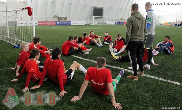 Русичи – FC Lokohools 2:5