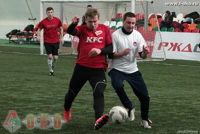 FC Lokohools – Клюв Crew 6-3