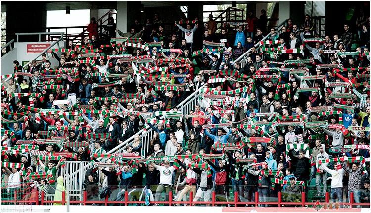Локомотив - Кубань 1-0