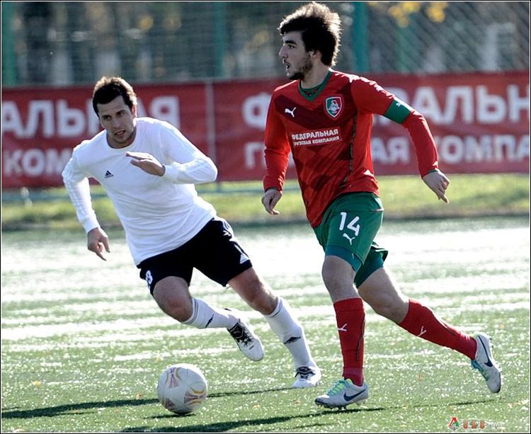 Локомотив-2 - Торпедо Владимир 0-2