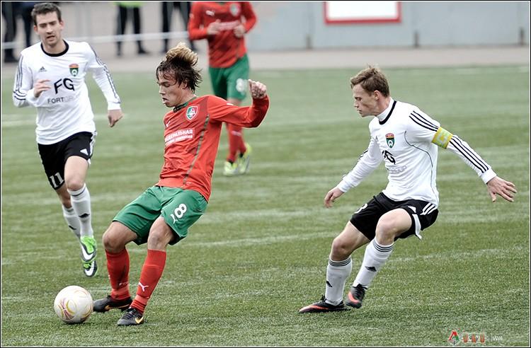 Локомотив-2 - Тосно 0-1