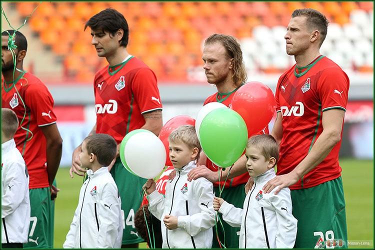 ФК Локомотив - ФК Урал 3-0