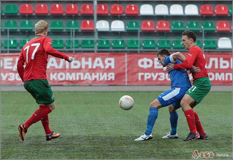 Локомотив-2 - Псков-747 - 3:1