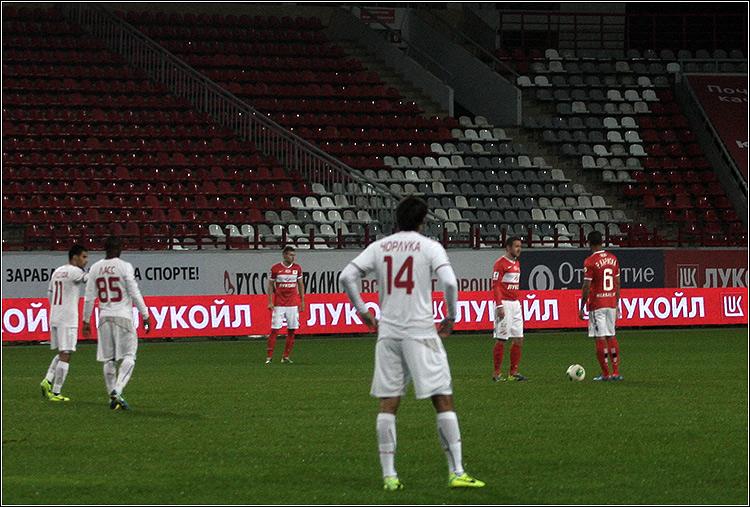 Спартак - Локомотив 1-6