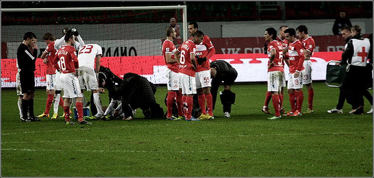 Спартак - Локомотив 1-8