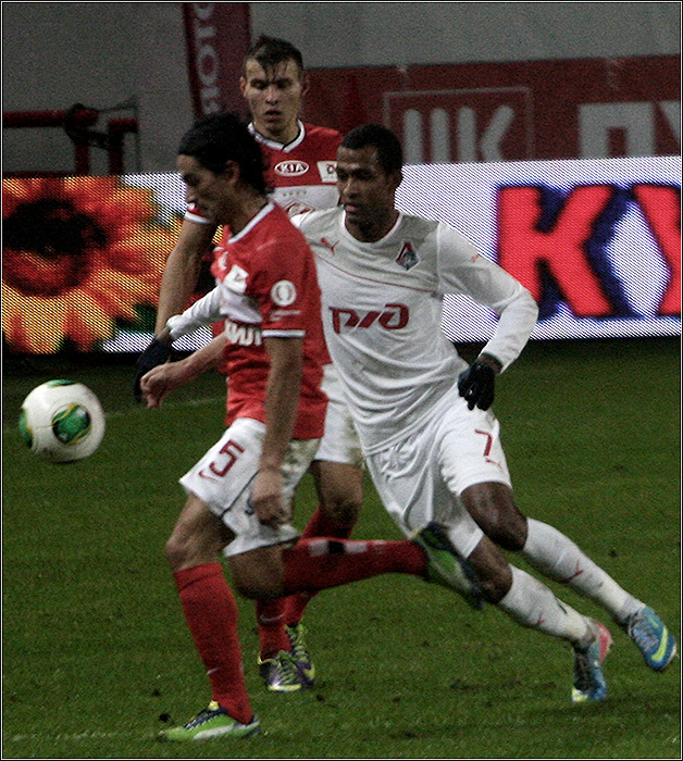 Спартак - Локомотив 1-9