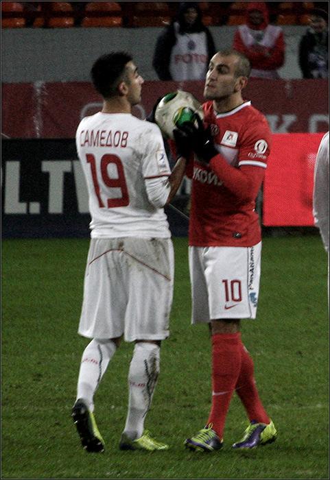 Спартак - Локомотив 1-10