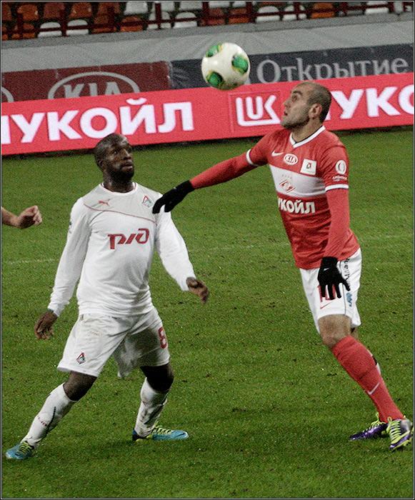 Спартак - Локомотив 1-11