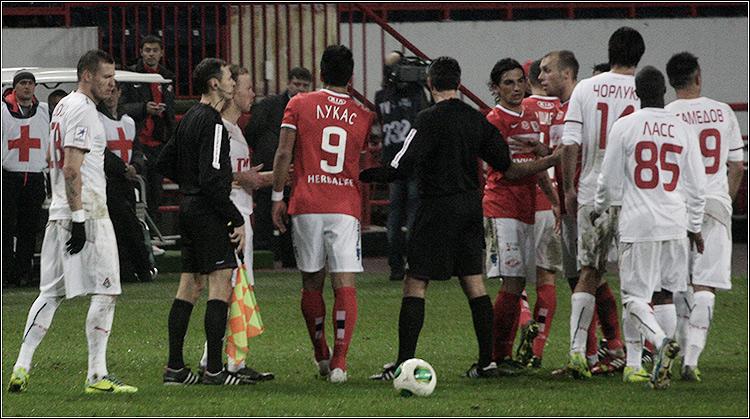 Спартак - Локомотив 1-13