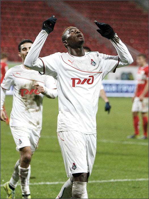 Спартак - Локомотив 1-3
