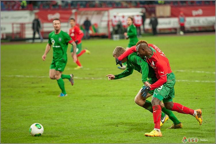 Урал  - Локомотив 0-3