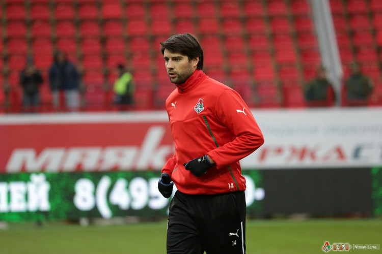 Локомотив - Томь 0-0