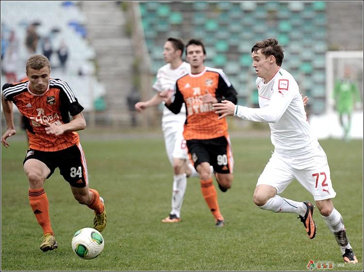 Урал (м) - Локомотив (м) 2-3