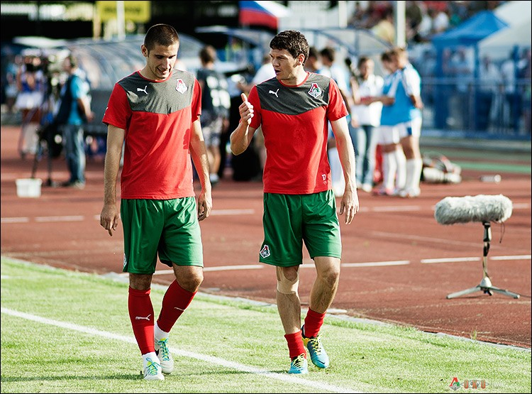 Волга - Локомотив 1-2