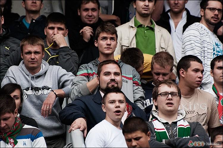 Фото отчет с матча Локомотив - ЦСКА