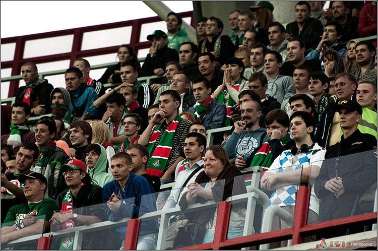 Локомотив - Краснодар 3-1