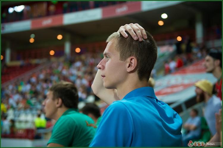 ФК Локомотив - ФК Краснодар 0-0