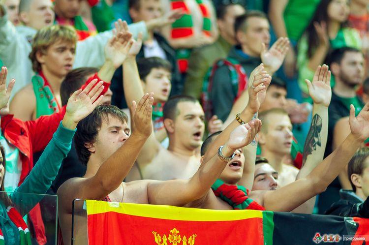 ФК Локомотив - Аполлон 1-4