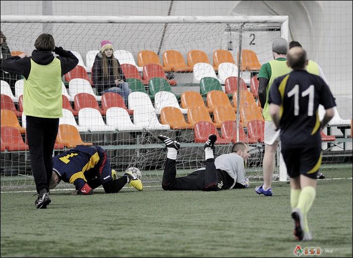 Ультрас-4 - Норд-Ист Юнайтед 6-1