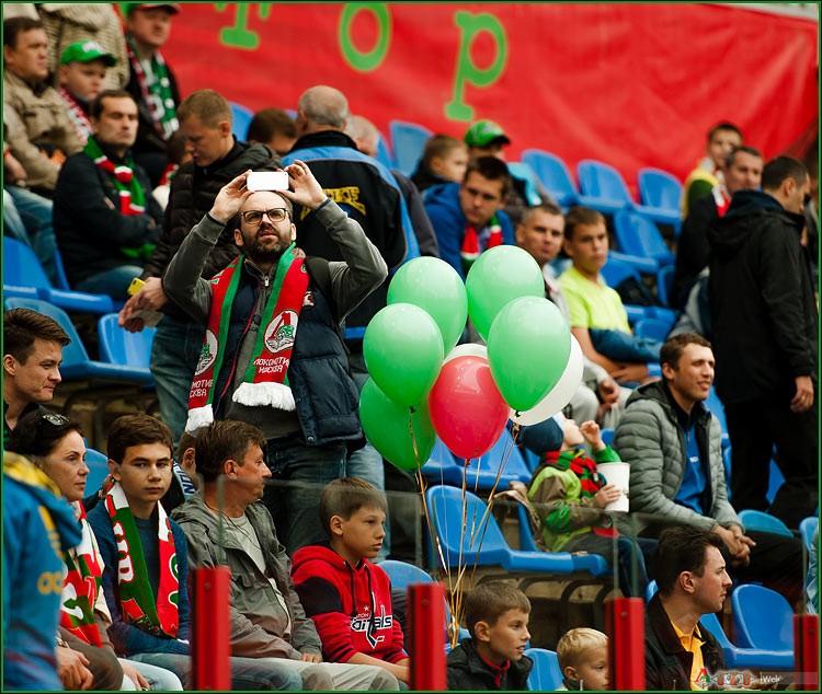 ФК Локомотив - ФК Зенит 0-1