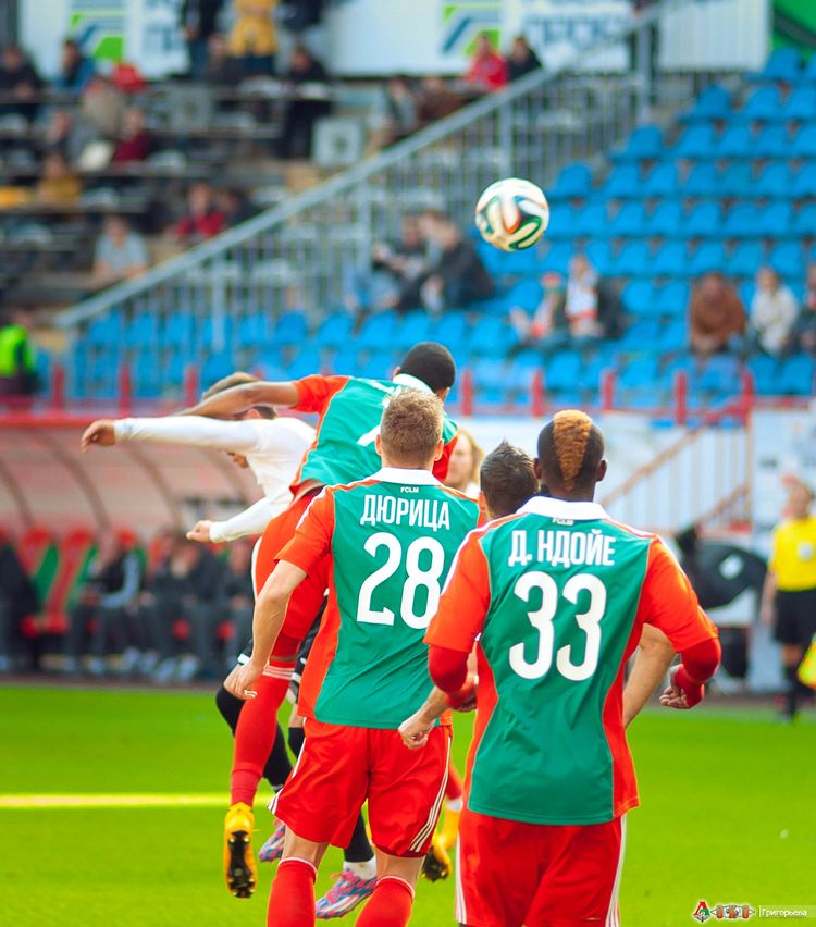 ФК Локомотив - ФК Амкар 3-11