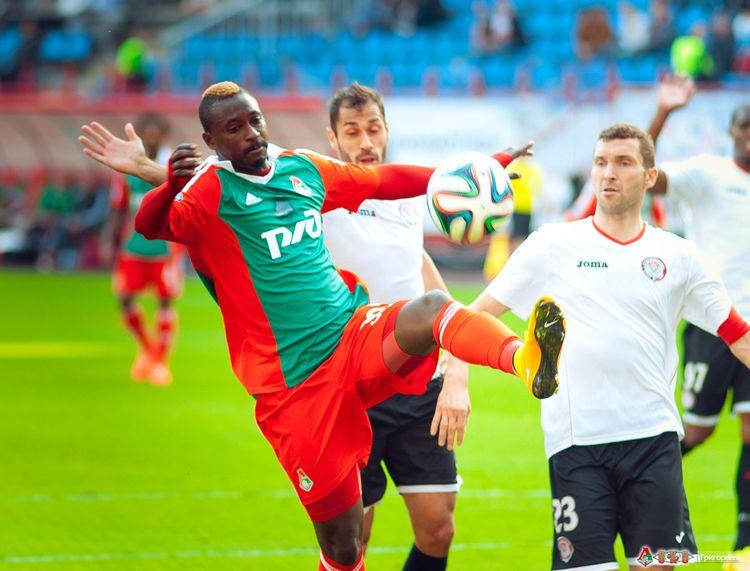 ФК Локомотив - ФК Амкар 3-14