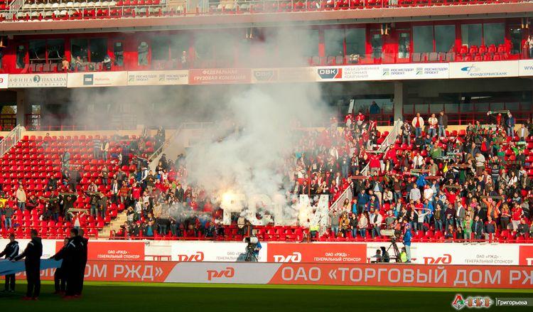 ФК Локомотив - ФК Амкар 3-2