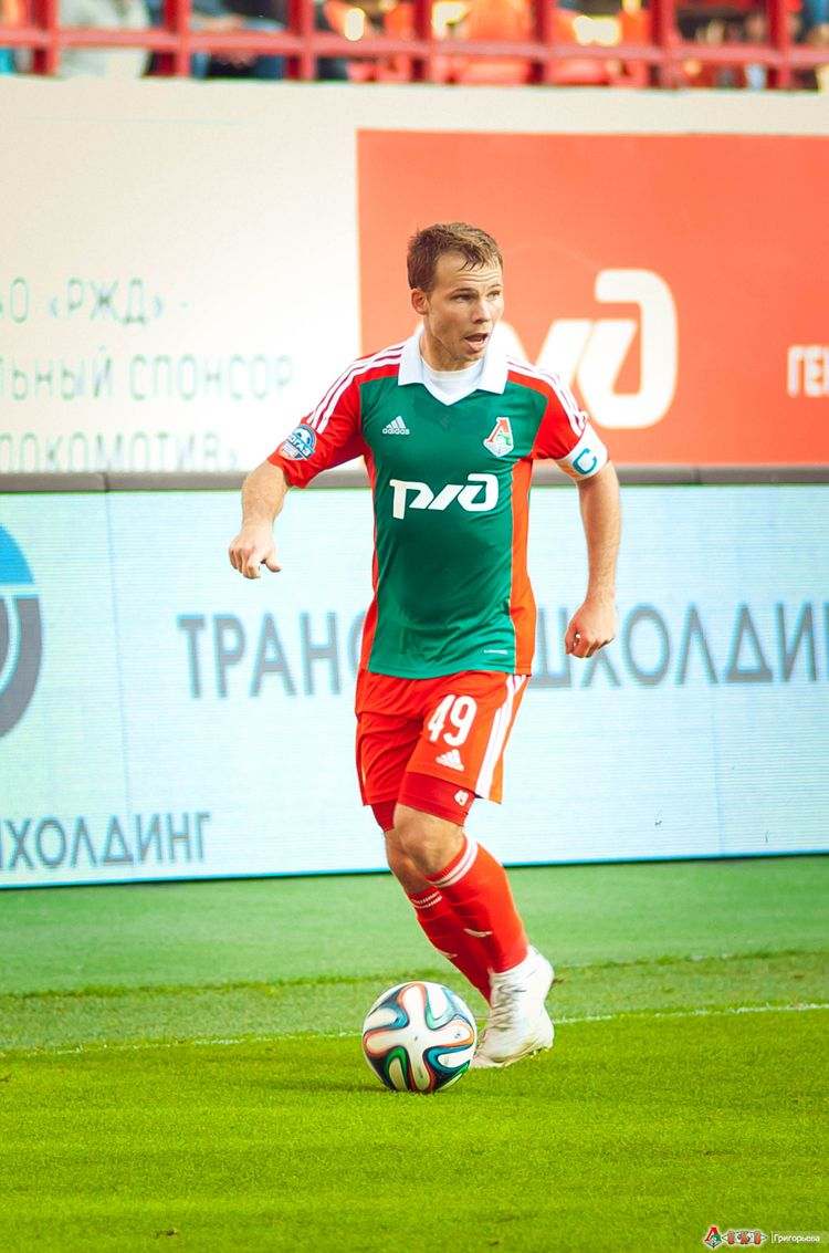 ФК Локомотив - ФК Амкар 3-21