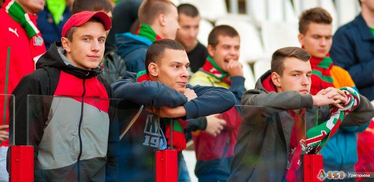 ФК Локомотив - ФК Амкар 3-28
