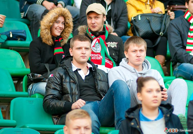 ФК Локомотив - ФК Амкар 3-30