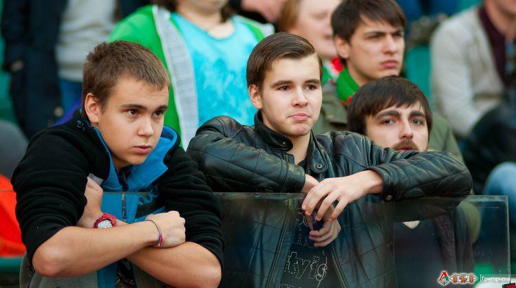 ФК Локомотив - ФК Амкар 3-31