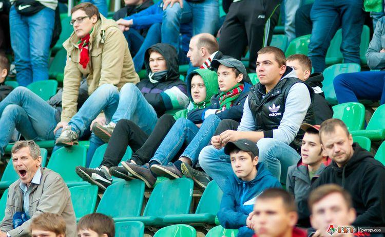 ФК Локомотив - ФК Амкар 3-34