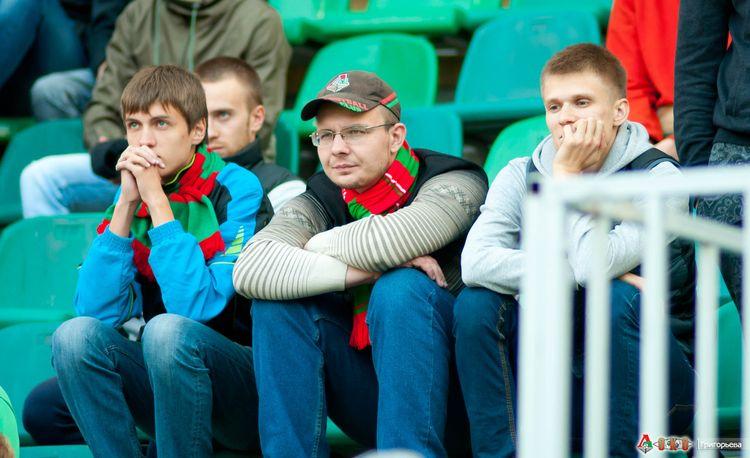 ФК Локомотив - ФК Амкар 3-36