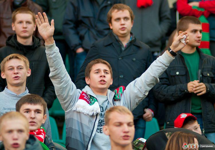 ФК Локомотив - ФК Амкар 3-42
