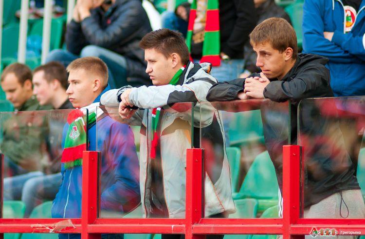ФК Локомотив - ФК Амкар 3-45