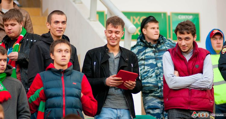 ФК Локомотив - ФК Амкар 3-49