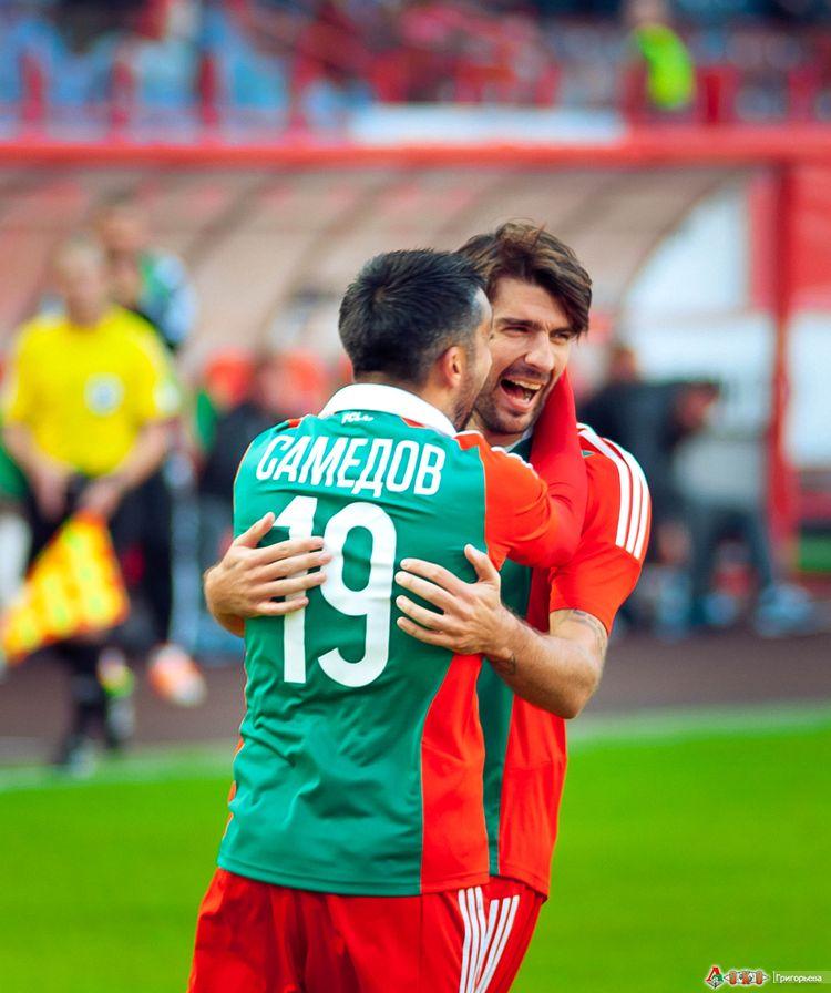 ФК Локомотив - ФК Амкар 3-53