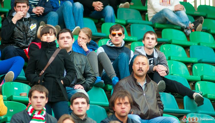 ФК Локомотив - ФК Амкар 3-64