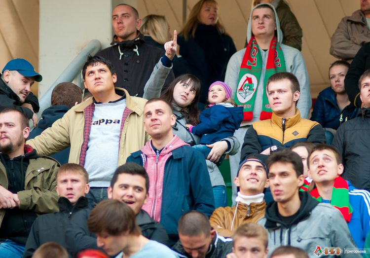 ФК Локомотив - ФК Амкар 3-66