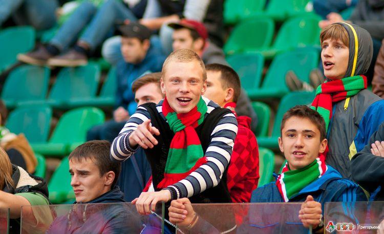 ФК Локомотив - ФК Амкар 3-71