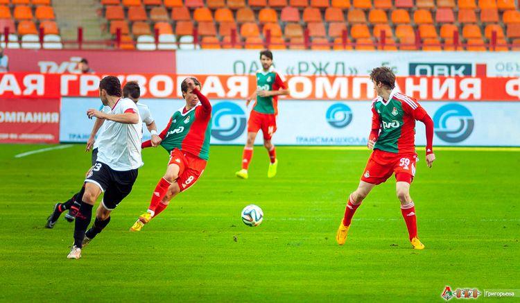 ФК Локомотив - ФК Амкар 3-77