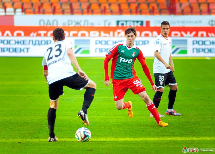 ФК Локомотив - ФК Амкар 3-78