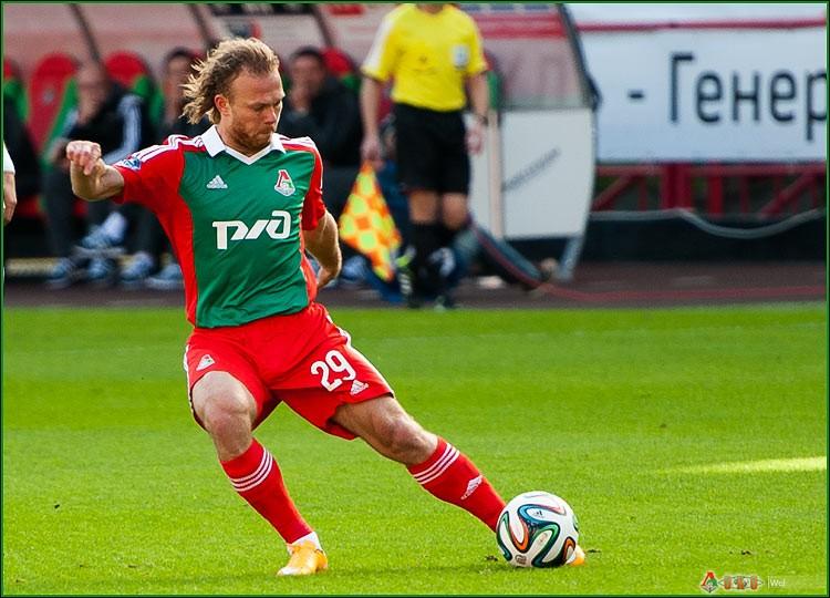 ФК Локомотив - ФК Амкар 3-16